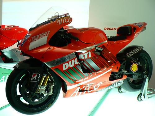 Ducati motoGP 2007