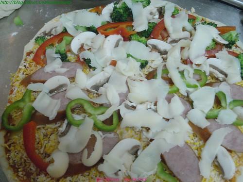 【Pizza】錯看食譜也可以,「輕鬆做Pizza餅皮」 @ Baby Love 親親我的寶貝 :: 痞客邦