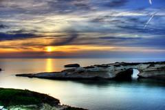 S'archittu s'unset (valerius25) Tags: sardegna sunset canon tramonto sardinia hdr oristano sinis sarchittu 5xp cuglieri 400d abigfave lifebeautiful valerius25 valeriocaddeu