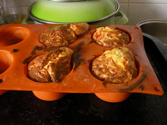 Low Carb Chicken Muffins