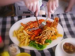 Lobster Super Kecil Special