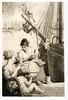 1905 Louis Le Nain, Belgique Allegorie (blacque_jacques) Tags: etching eauforte aquafortis