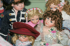 Doll collection 1