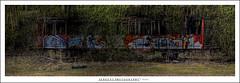 Old train II, Elbeuf Normandie. (Sergent Photography Studio) Tags: old train nikon tag normandie hdr vieux 1870 d80 elbeuf hdrenfraçais