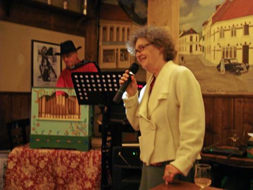 Gelzy et Peire et l'orgue