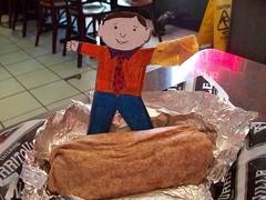 Stanley get a Burrito