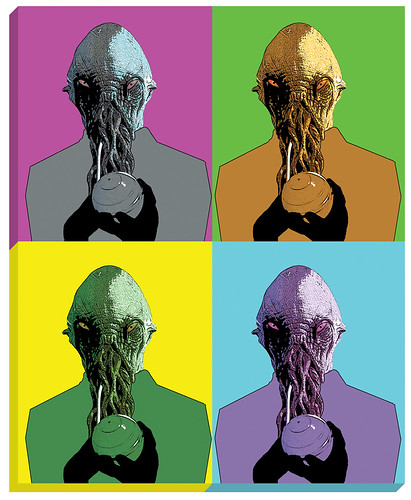 Ood Pop Art [mounted]