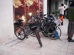 Two wheel bender rack types