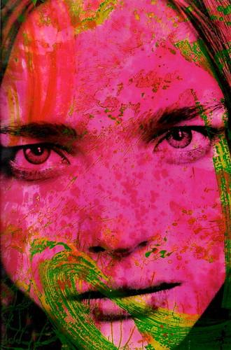 Natalia Vodianova by François-Marie Banier: Diane von Furstenberg S/S '08