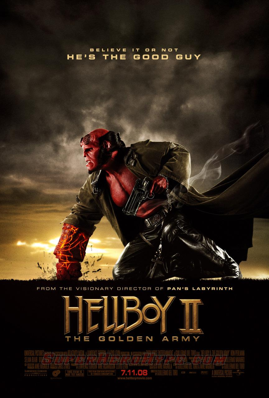 Poster Hellboy 2