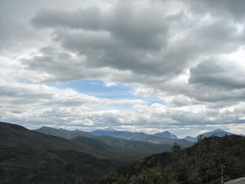 A row of 46er peaks