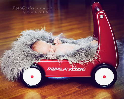 My Latest Newborn Shoot