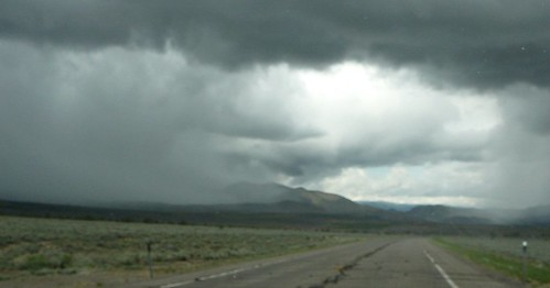 Bad weather at Bryce