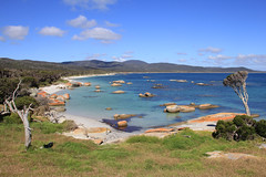 Sawyers Bay (jpotto) Tags: australia tasmania beach sea sand scenery sawyersbay flindersisland
