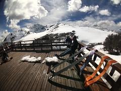 Baguales ski days