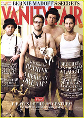 Vanity Fair Cover, April 2009