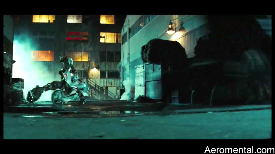 Tv Spots Transformers 2 Sideswipe