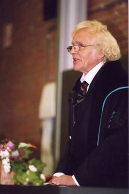 Professor Emeritus August Van Gool