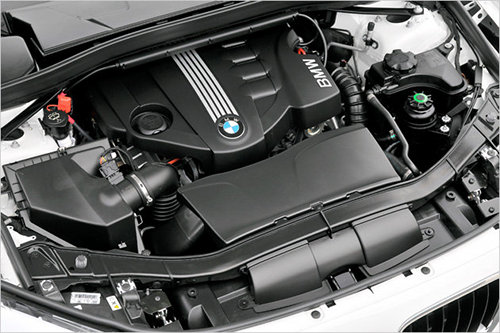 BMW 2,0l R4 Twinturbo Diesel Engine