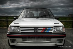 "Peugeot 205 Rallye • <a style=""font-size:0.8em;"" href=""http://www.flickr.com/photos/45522661@N03/5766198976/"" target=""_blank"">View on Flickr</a>"