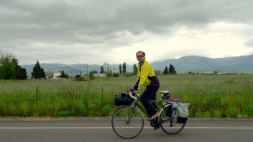 Nate and the Coburg Hills: Eugene Cycle Wild Trip