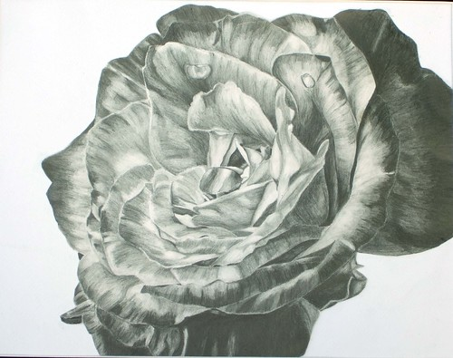 Rose for Artsy Mama's Sweet and Sinister Swap.