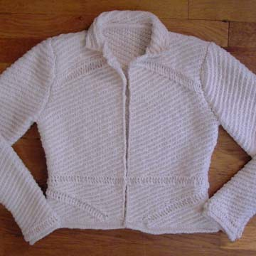 Slip Stitch Jacket