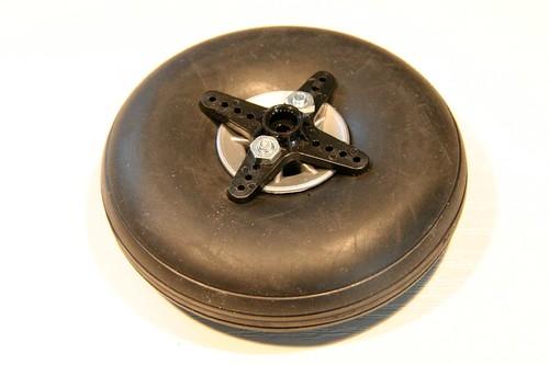 Reifen mit Servohorn