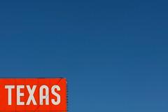 texas (xgray) Tags: street blue sky orange white sign digital upload canon austin eos prime texas 85mm rental iphoto guadalupe thedrag ef85mmf18 40d ziplens postedtophotographersonlj xgrayvision2007