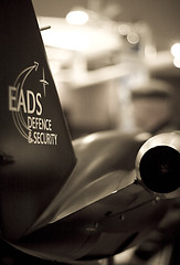 UVS - EADS Defense and Security (Chadwise) Tags: plane military air flight security science system research vehicle government conference rocket defense unmanned uvs