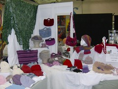 Hats & purses & scarves.....