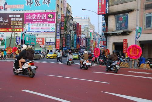 Hsinchu Street Shots