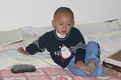 YangYang_20071027 (YangYang-2006) Tags: baby month 19th