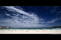 Bondi Bliss (markdanielowen) Tags: summer sky panorama beach water bondi clouds daylight sand day angle time wide sydney australia suburbs daytime eastern ultrawide bondibeach ultra 1022mm easternsuburbs supershot impressedbeauty markdanielowen bestofaustralia