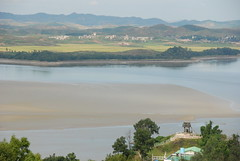 North Korea over the River (Henrykim.kr) Tags: korea wife paju