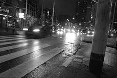 Hofplein traffic, Rotterdam