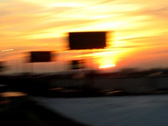 Dedicated to and For Jen.... (spincast1123) Tags: sky orange snow signs clouds digital sunrise photography photo illinois interesting flickr image picture photograph suburbs tollway electronic digitalphoto i90 digitalphotography copywrite chicagoland tollroad explored wowiekazowie jensphotography onlythebestare spincast1123 interstatesights desplainsoasis electronicimage copywriteprotected