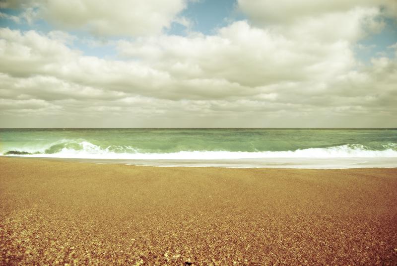 Memory of a Beach