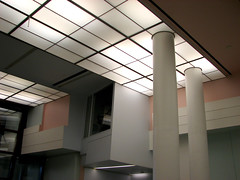 DAAP (fusion-of-horizons) Tags: collegeofdesignarchitectureartandplanning petereisenman daap uc campus architecture architect arhitectura arhitect university cincinnati interior peter eisenman ohio noncoloursincolour arhitectură fotografie de photography photo photos aronoff