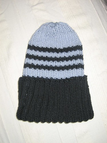 One Ribbed Cap