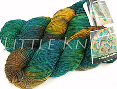 Great Adirondack Silky Sock in Balsam