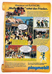 Reklame-Playmobil_1982_1 (jens.lilienthal) Tags: classic vintage advertising toys 1982 fort reclame ad advertisement advert western werbung wildwest spielzeug reklame playmobil indianer abenteuer wilderwesten amzeige zeitungsreklame