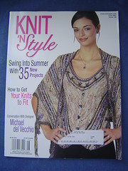 DESTASH! ~Knit 'n Style June 2007~