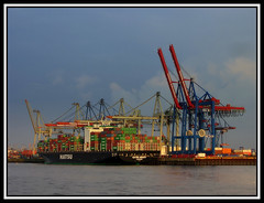 burchardkai (elbfoto) Tags: germany harbor ship lift harbour hamburg vessel move cranes container harmony operations hh shipping hafen schiff soe elbe owner loading berth dockyard smrgsbord cubism takeabow highquality blueribbonwinner supershot discharging experimantation abigfave goldseal platinumphoto anawesomeshot impressedbeauty firsttheearth exemplaryshots theunforgettablepictures brillianteyejewel betterthangood dazzlingshots theperfectphotographer goldstaraward