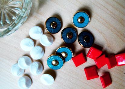 Vintage Finds - Buttons