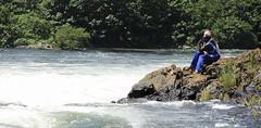 At Bujagali falls