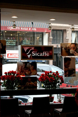 Sicaffe's window