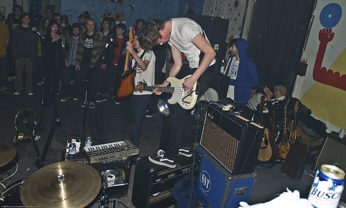 02.13 Titus Andronicus @ Silent Barn 14