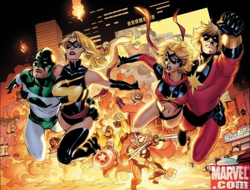 Marvels (Terry Dodson)