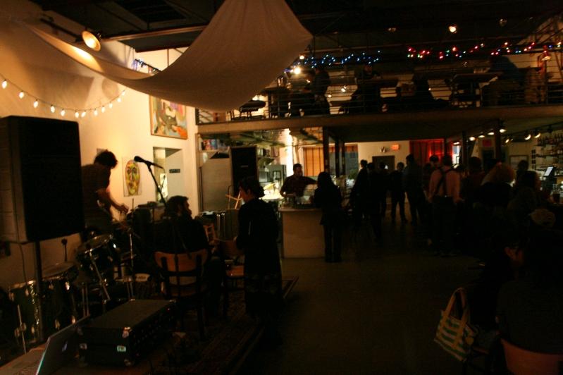 Cass Cafe Back Atrium